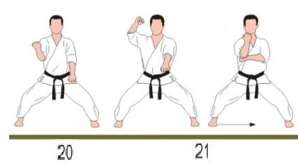 datând un tip karate)